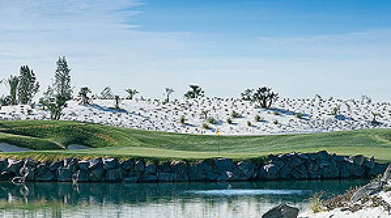 The Bali Hai Golf Club offers a little bit of the South Pacific in the heart of Las Vegas.