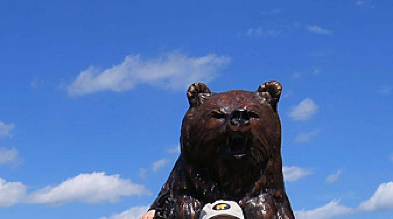 """""""It should be won or lost right here,"""" said Jack Nicklaus of his Bear Trap design."""