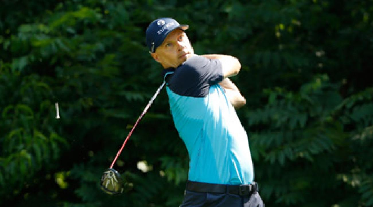 Ben Crane finished tied for 37th at last week's John Deere Classic.