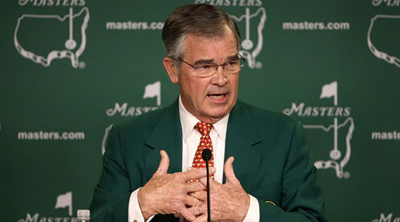 Billy Payne, Chairman of Augusta National, said the move will accelerate the development of golf in the region.