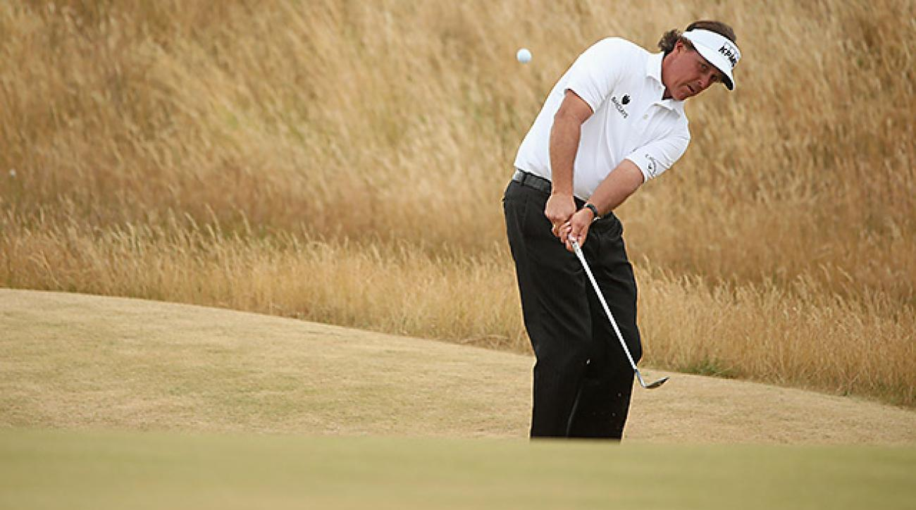 In 2013, Phil showed us why he's one of the best short-game players in golf.