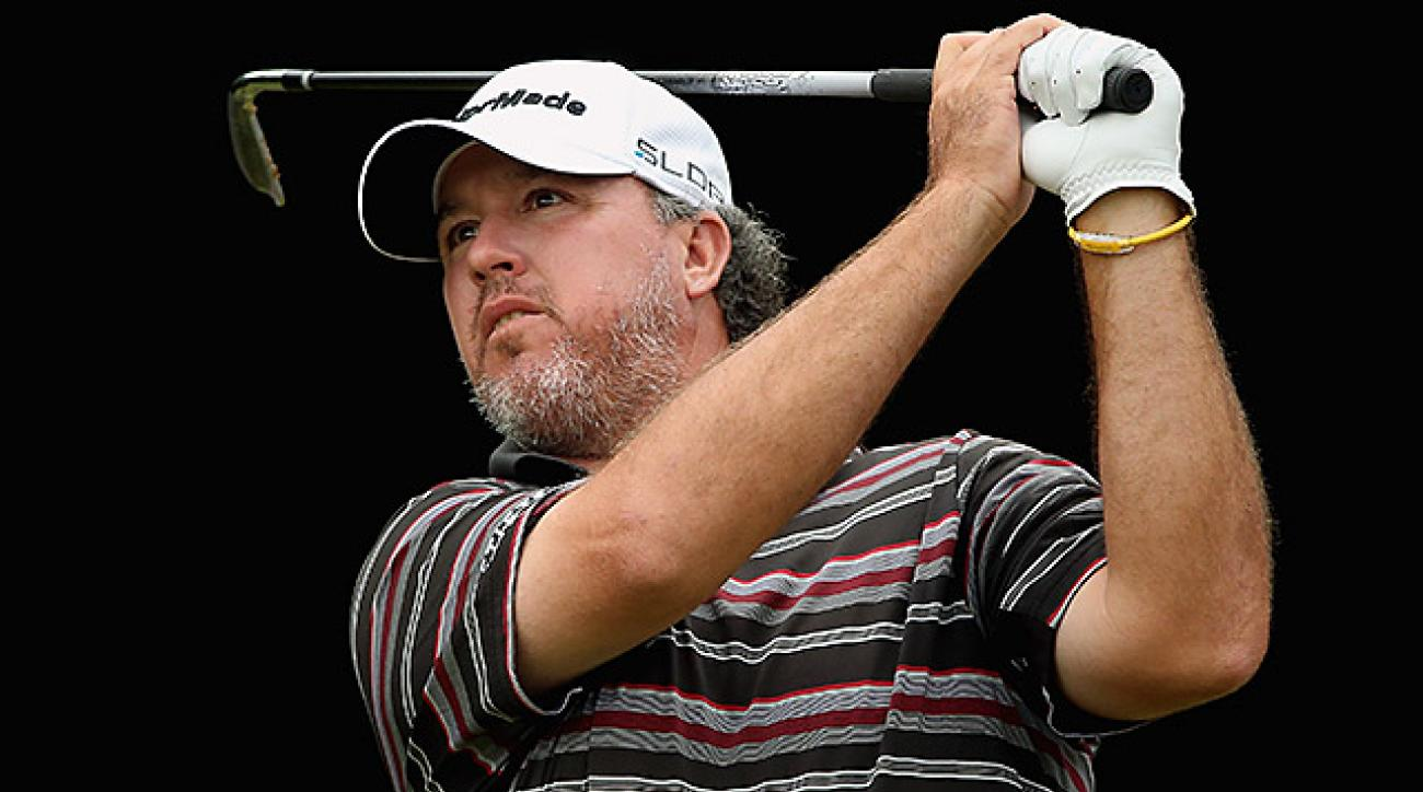 Boo Weekley is a three-time winner on the PGA Tour, most recently at the 2013 Crowne Plaza Invitational.