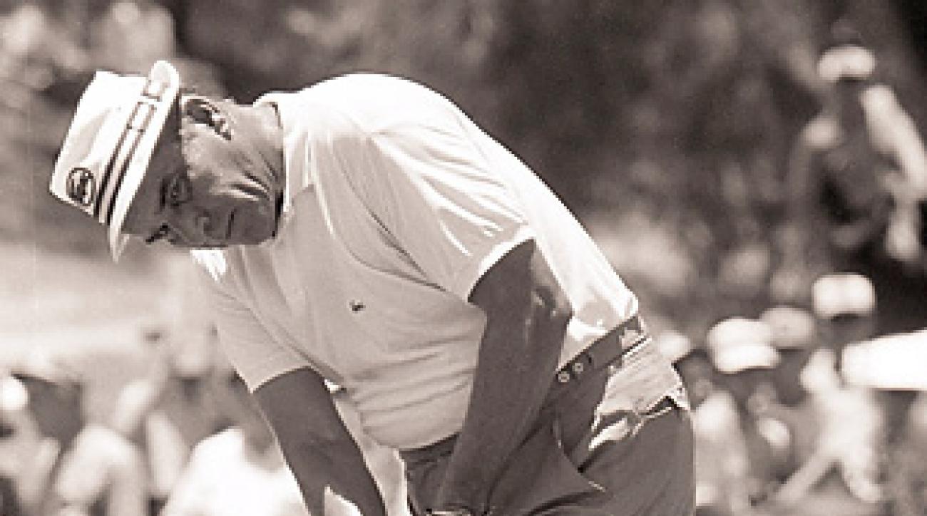 Julius Boros won 1968 PGA Championship at Pecan Valley.