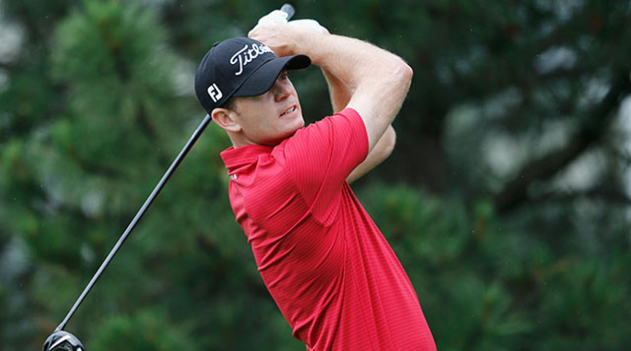 Brendan Steele is looking for his second PGA Tour victory.