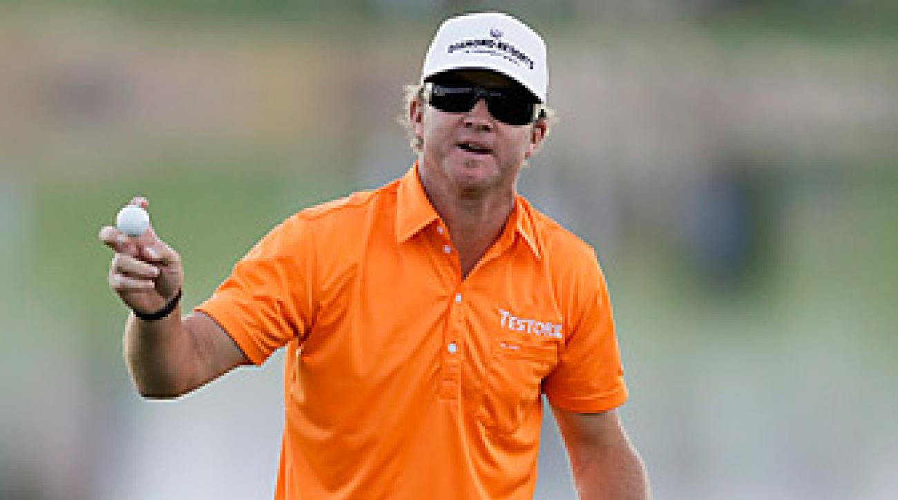 Brian Gay won the Humana Challenge for his fourth career PGA Tour title.