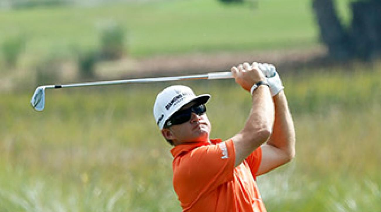 Gay's last PGA Tour win came at the 2013 Humana Challenge at the La Quinta Country Club in California.