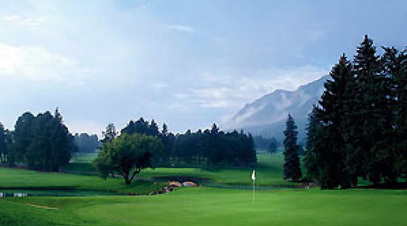 The East Course at Colorado's Broadmoor Resort