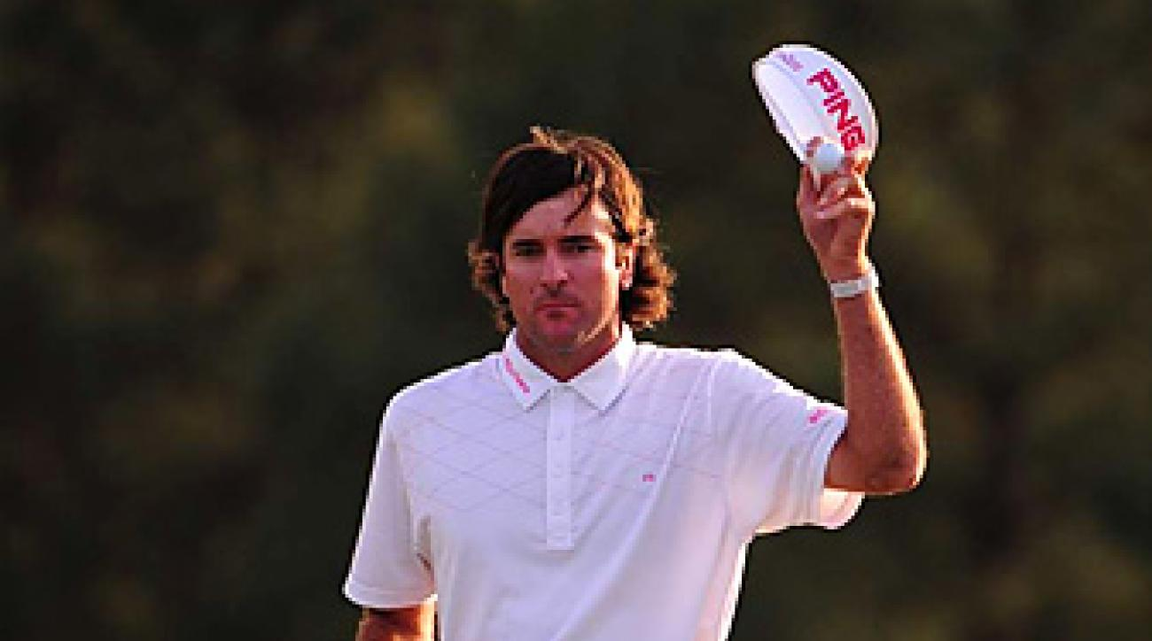 Bubba Watson will play his first event this week since winning the Masters in a sudden-death playoff.
