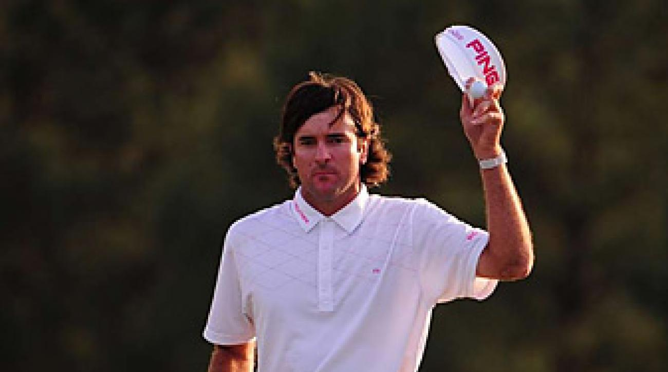 Bubba Watson's Masters victory was one of several memorable moments from the season.