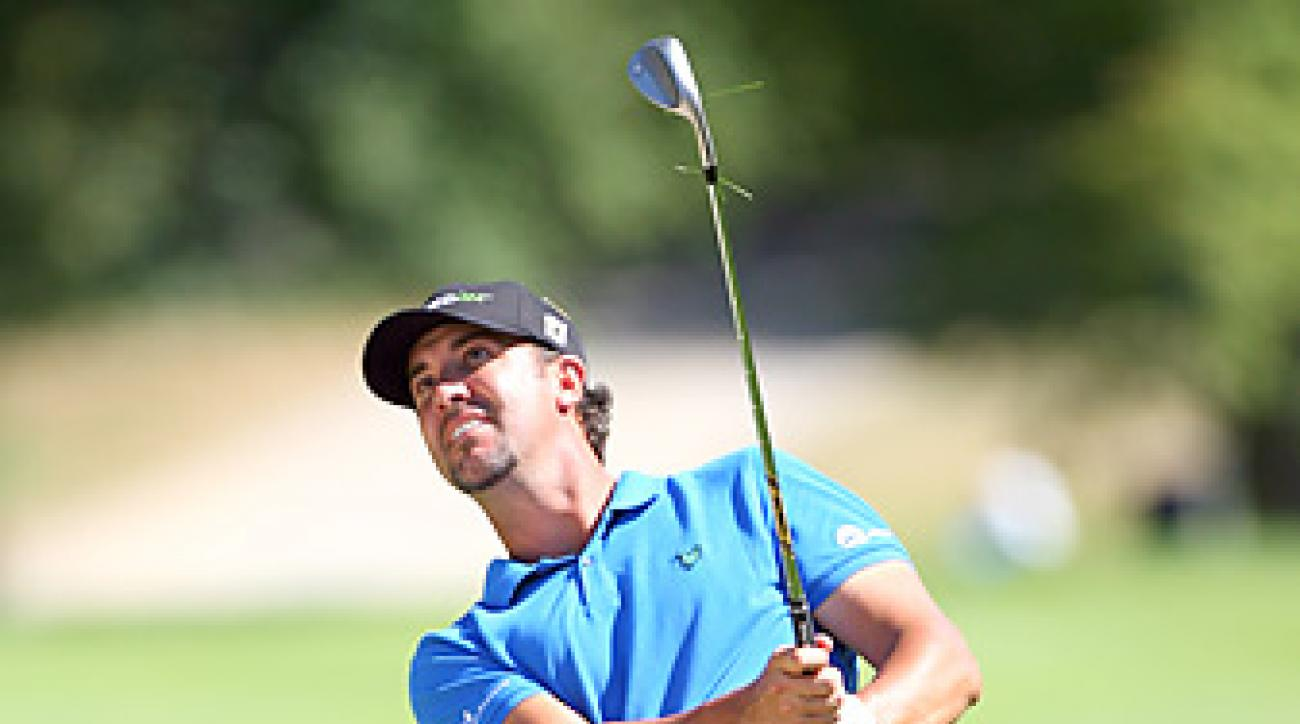 Scott Piercy won the Canadian Open by one shot.