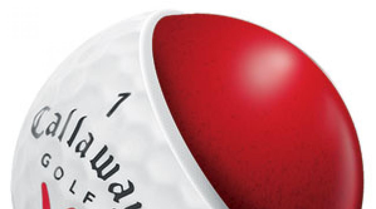 Callaway Big Bertha Diablo golf balls