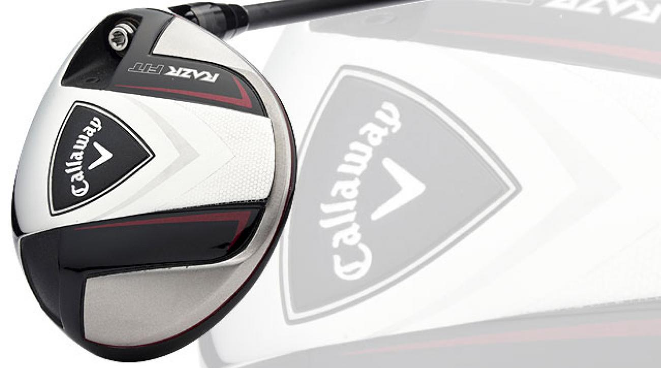 Callaway RAZR Fit Fairway Woods