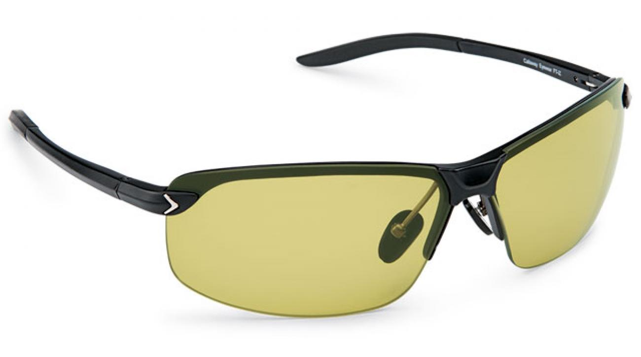 Callaway sunglasses with Transitions lenses