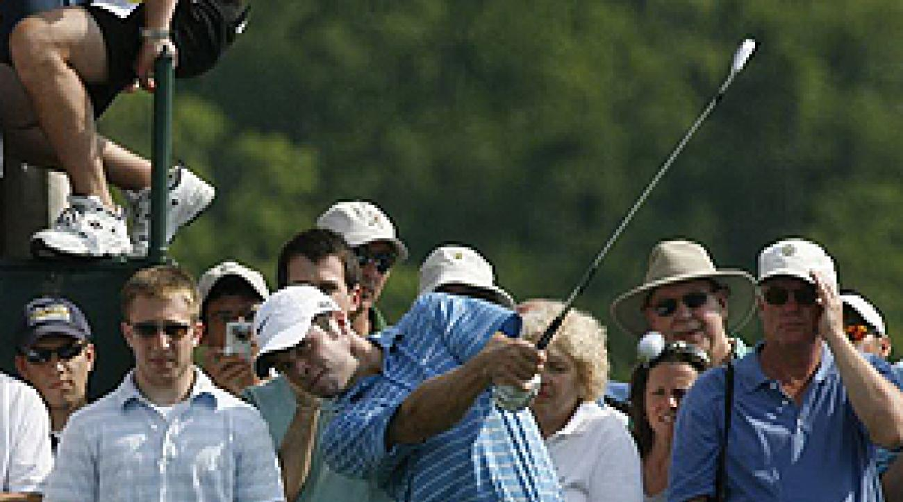 Paul Casey was the 2006 European Tour Player of the Year.