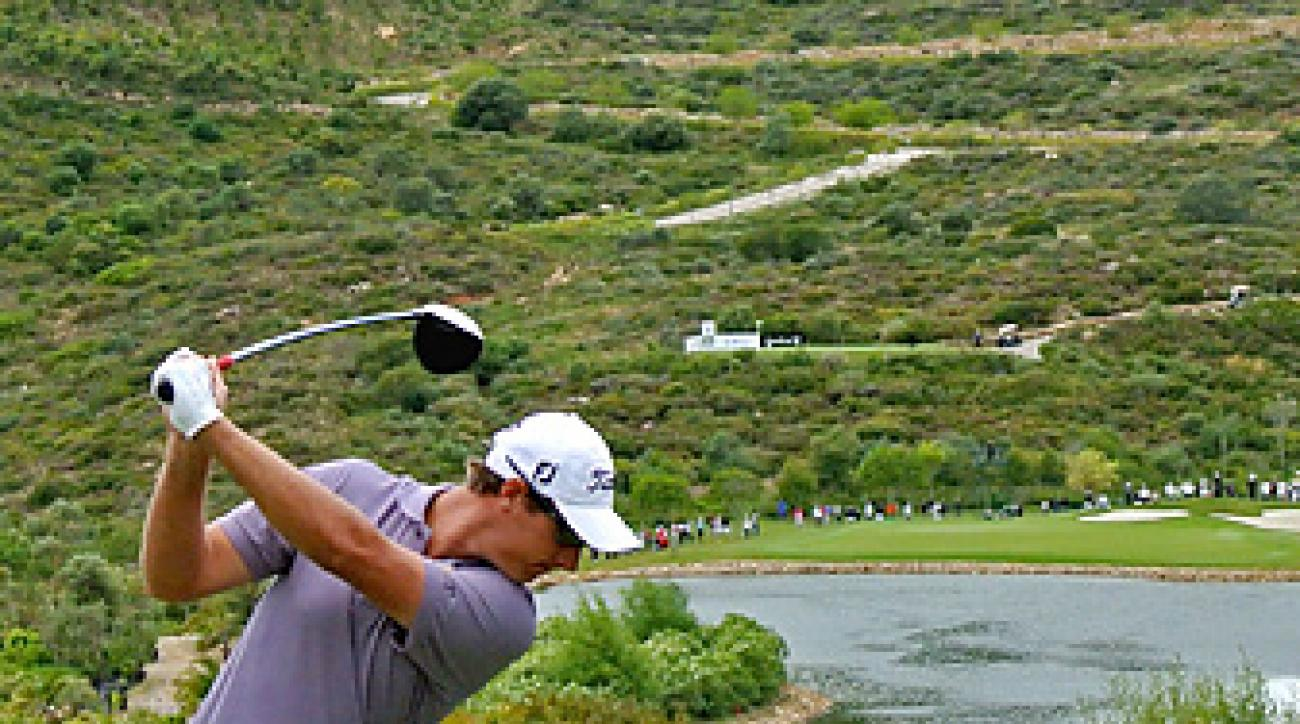 Nicolas Colsaerts earned his second career victory on the European tour.