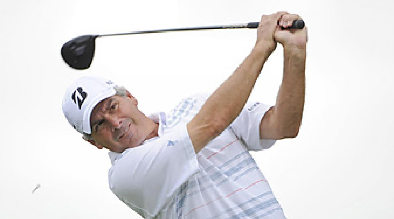 Fred Couples is a two-time winner at the Players.