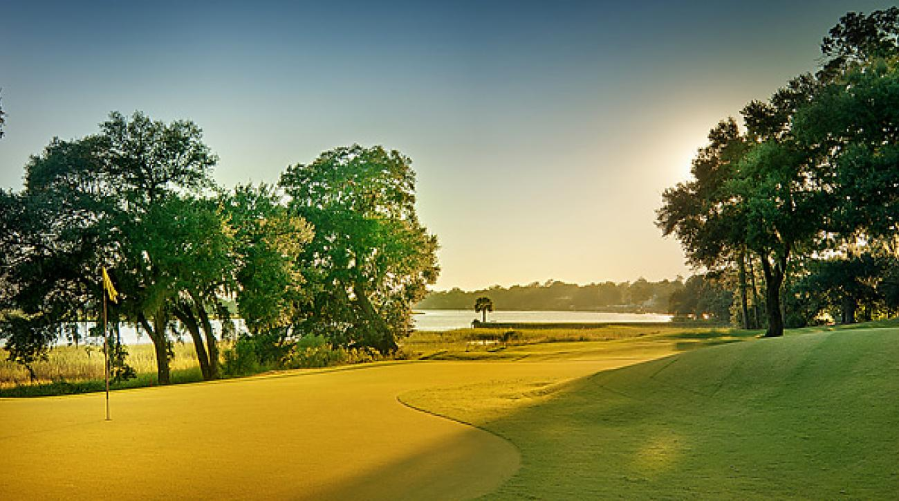 Stono Ferry is a must-play course littered with Revolutionary War artifacts.