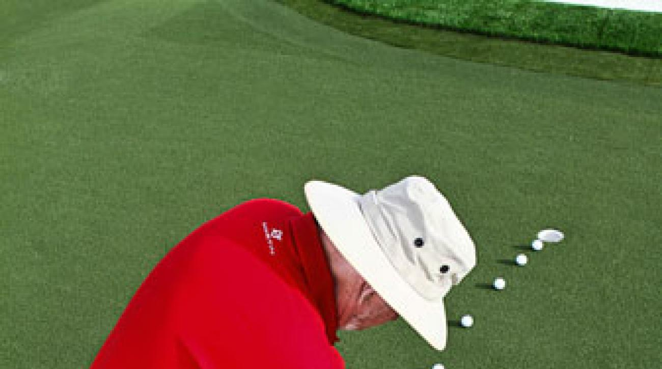 There are plenty of opportunities to improve your short game by attending a Dave Pelz Golf Clinic this year.