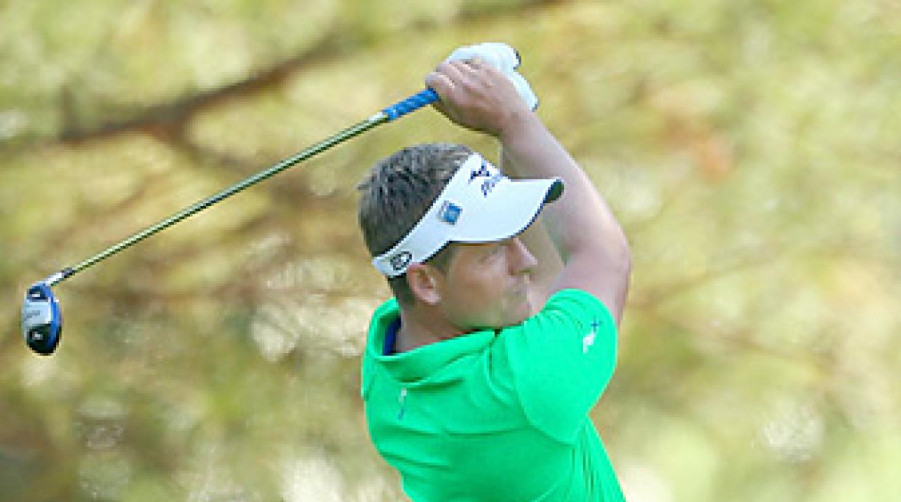 Luke Donald is coming off a tie for 32nd at the Masters.