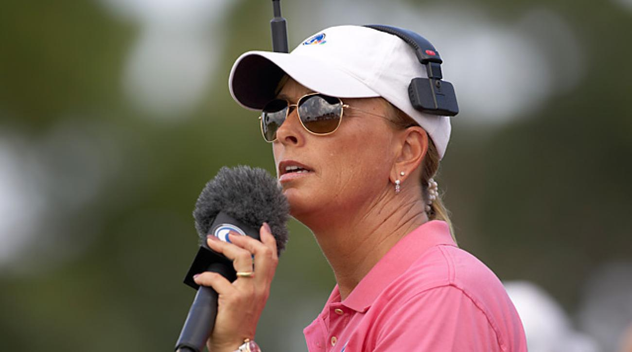 Dottie Pepper will start work with ESPN next month at Merion for the U.S. Open.
