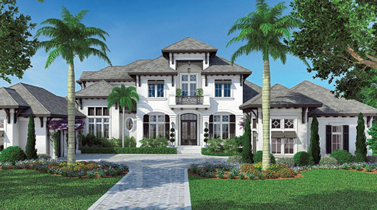The golf dream house is the ideal abode marrying for Dream house finder
