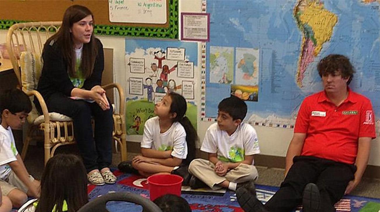 Dufnering: The photo that started it all.