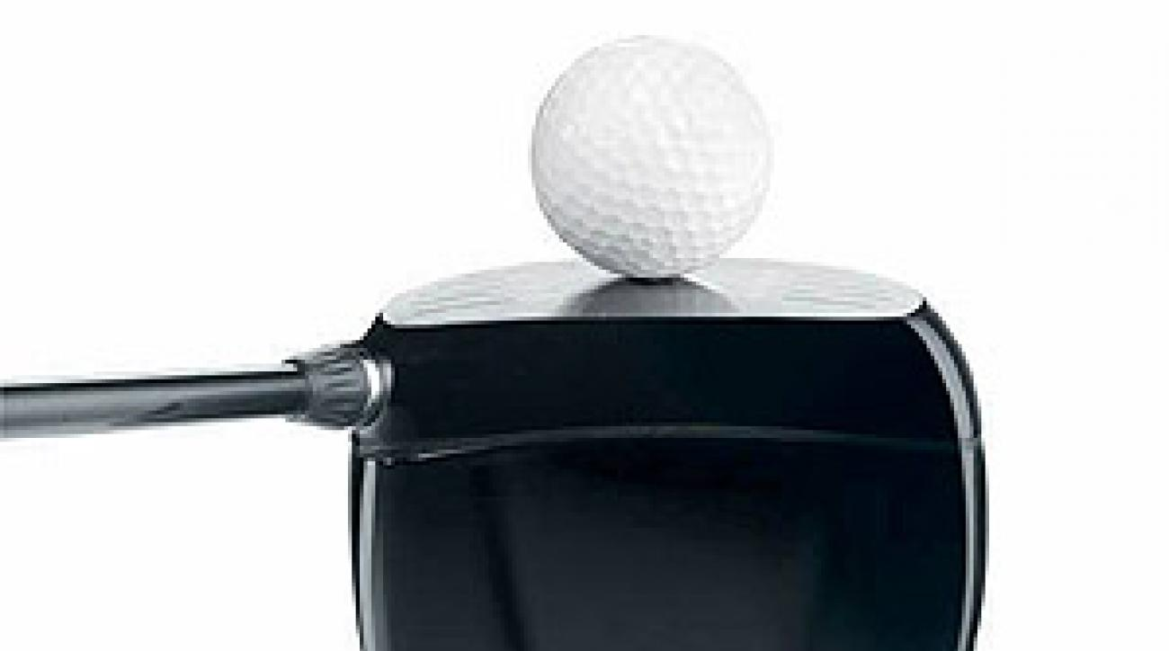 Callaway's square-headed driver