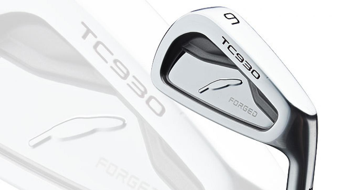 Fourteen TC -930 Forged Irons