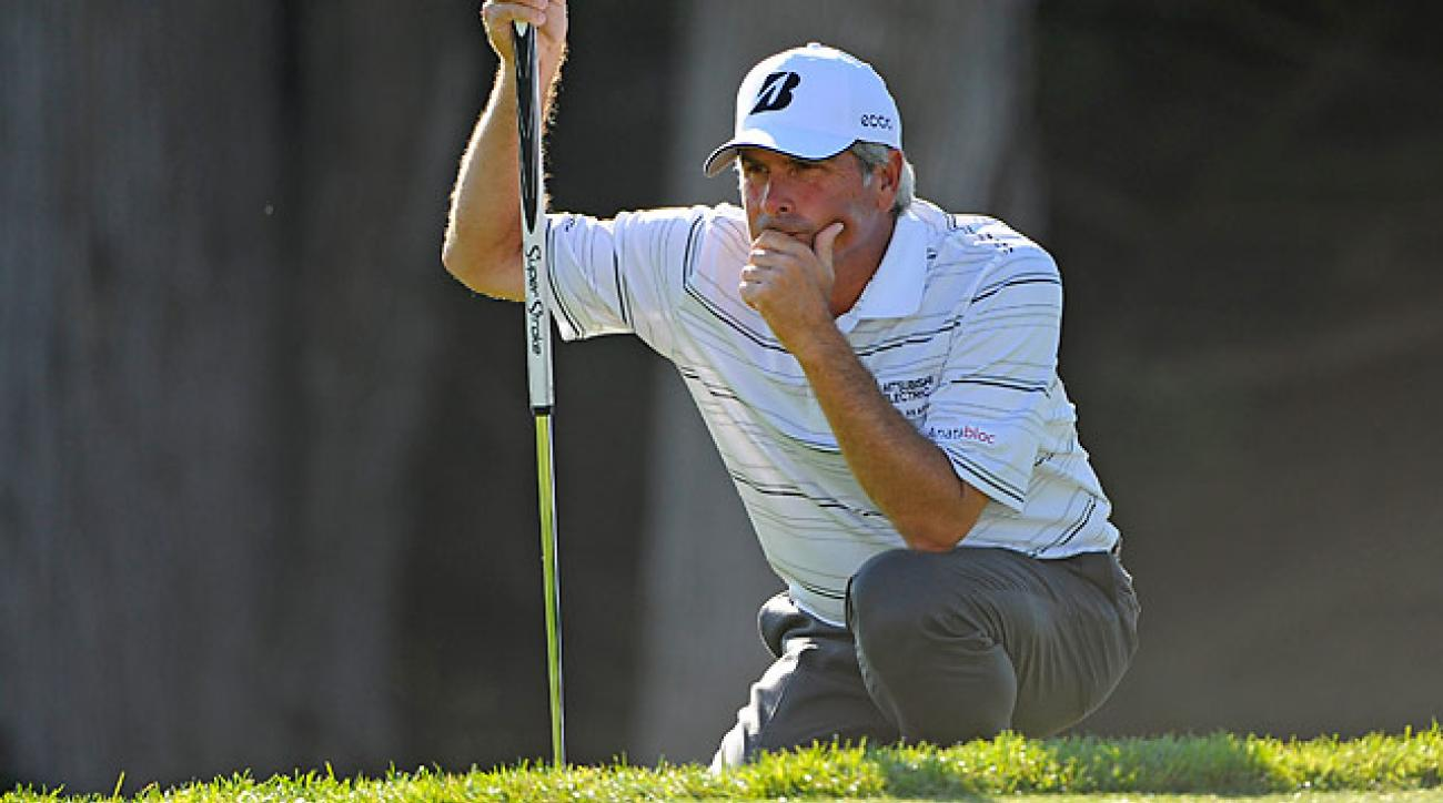Fred Couples is seeking his first win of the year in the season's final event.