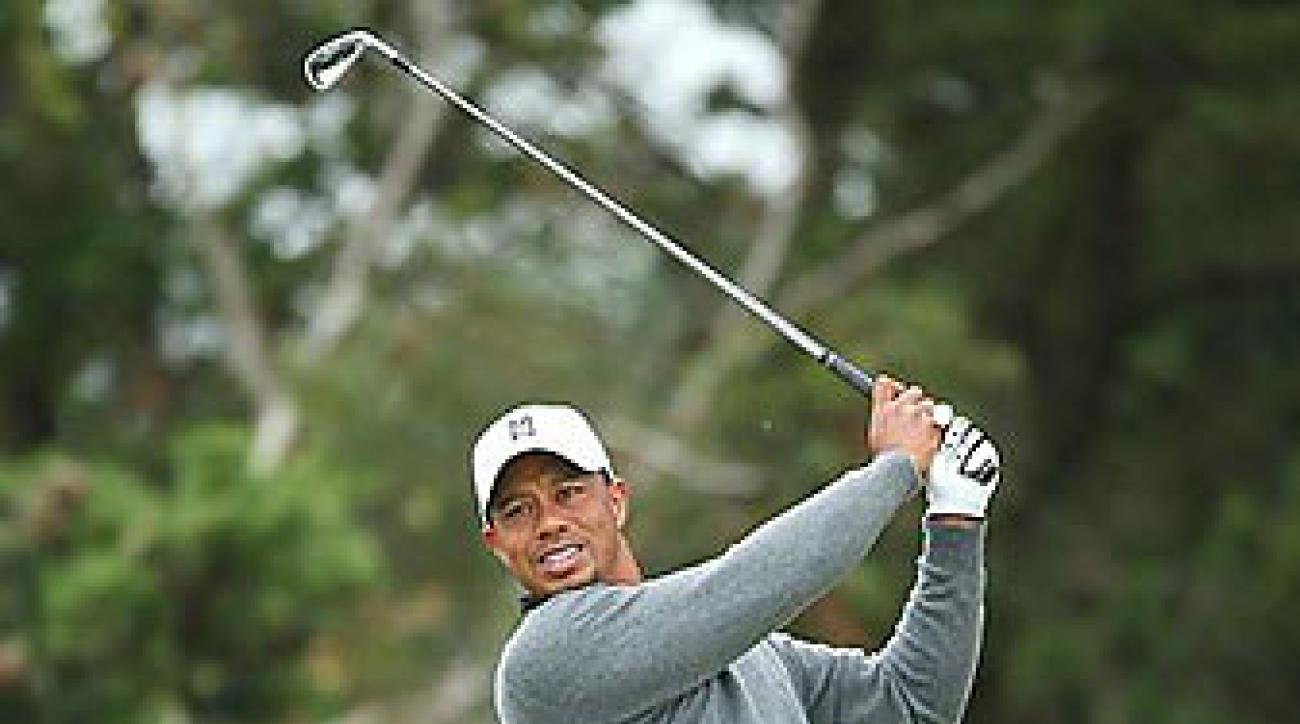 Will Tiger win five more majors?
