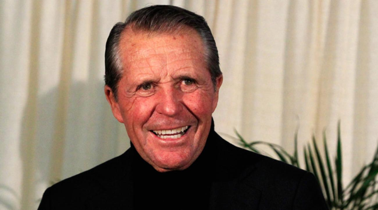 Gary Player won the Masters in 1961, 1974 and 1978.
