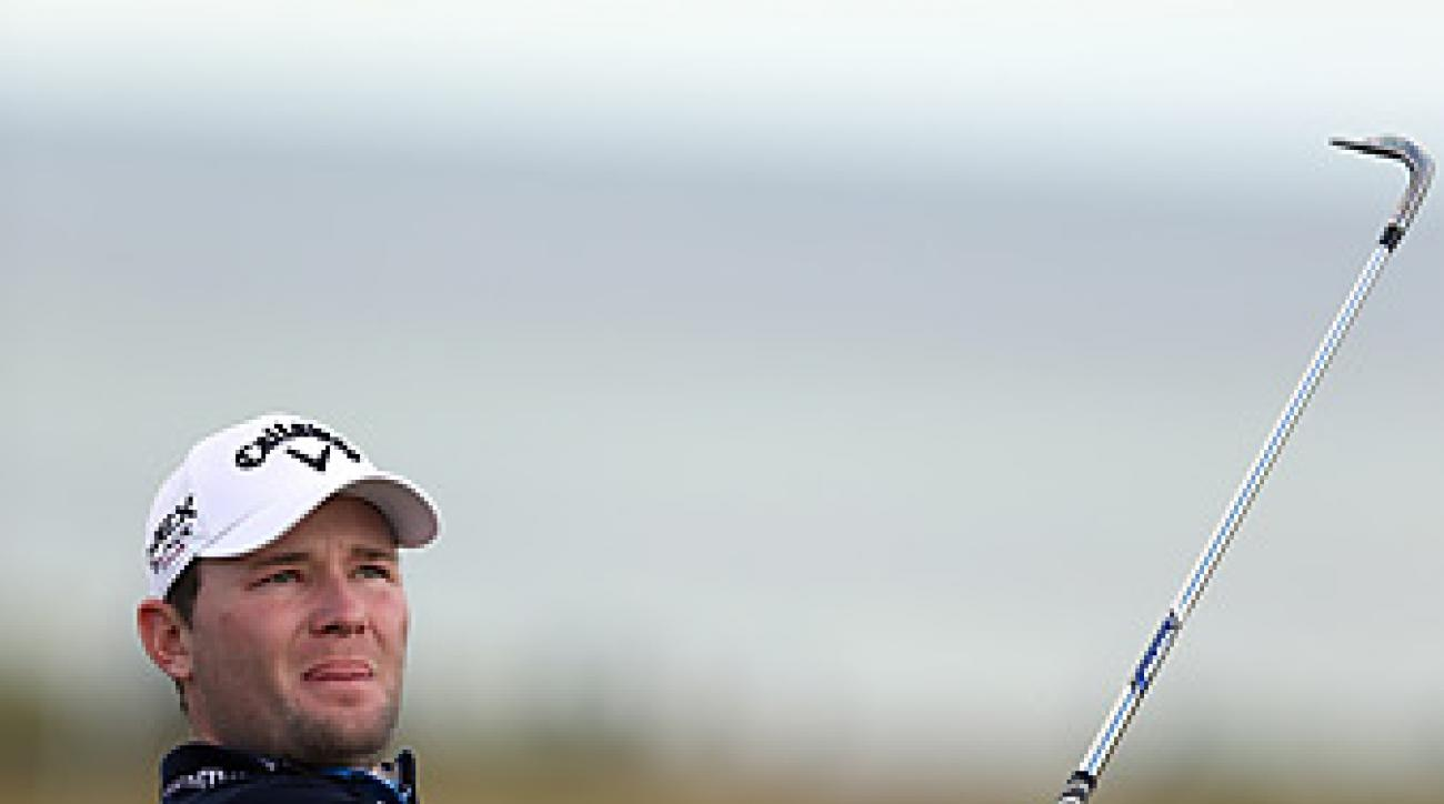 Branden Grace became the 15th player in European Tour history to shoot 60.