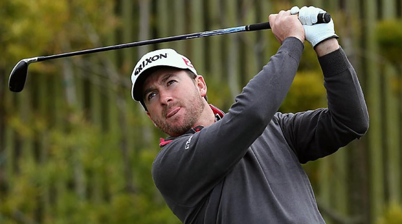 Graeme McDowell of Northern Ireland won the 2010 U.S. Open at Pebble Beach, hist first and only major championship, by one stroke over Frenchman Grégory Havret.