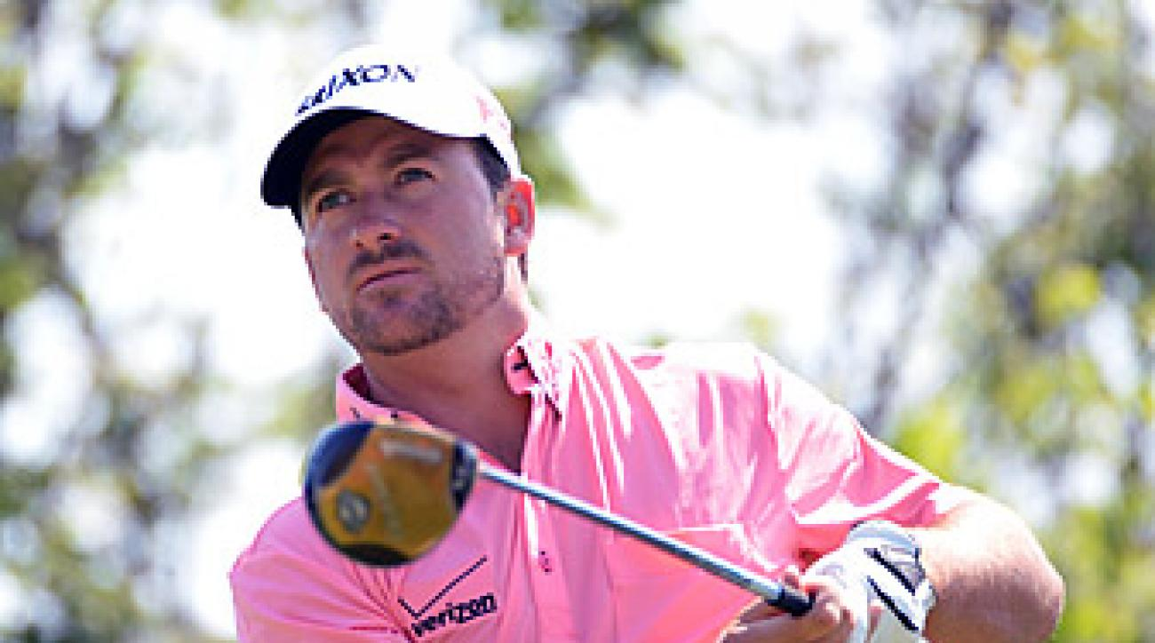 Graeme McDowell won the 2013 World Match Play Championship at Thracian Cliffs Golf & Beach Resort in Kavarna, Bulgaria.
