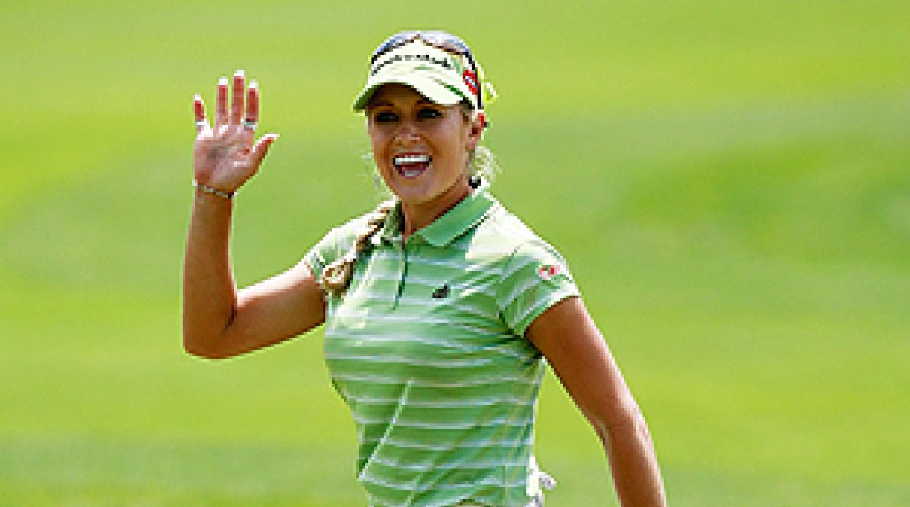 With players like Natalie Gulbis, there is a lot to like about the look of the LPGA's future.