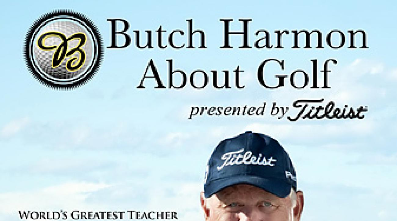 Butch Harmon: About Golf