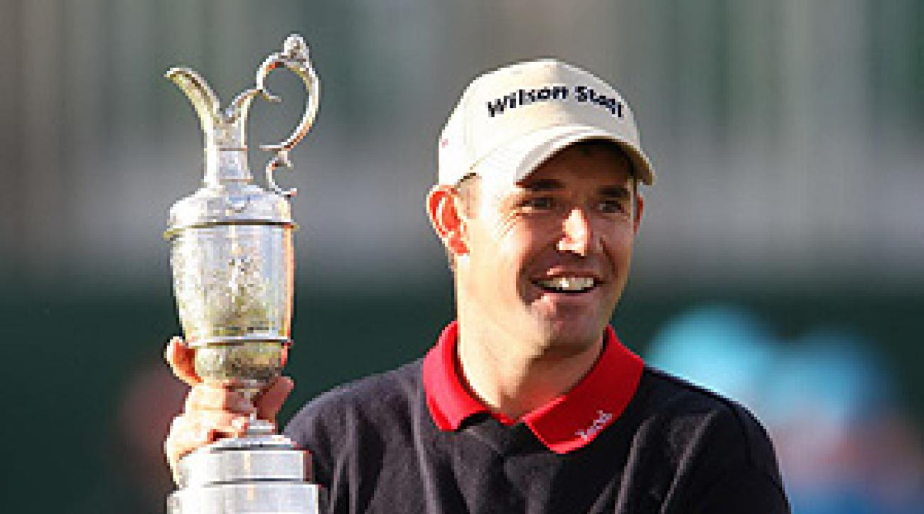Harrington's victory was the first by an Irishman in the Open Championship since Fred Daly in 1947.