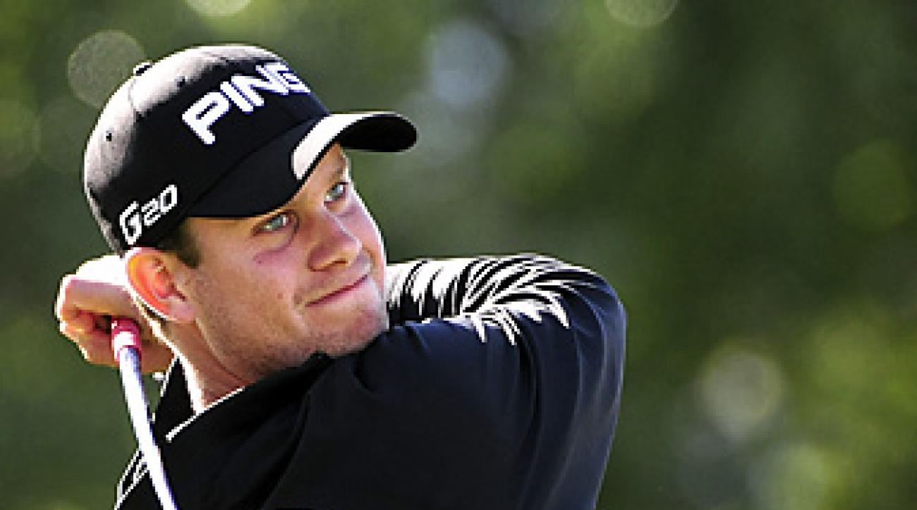 Harris English won the Nationwide Tour's Children's Hospital Invitational last July as an amateur.