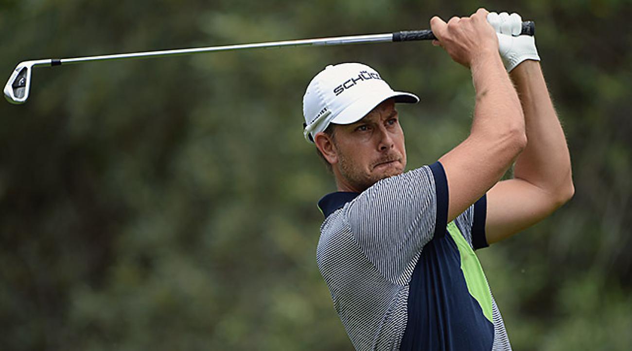 Henrik Stenson won both the PGA Tour's FedEx Cup and the European Tour's Race to Dubai in 2013.