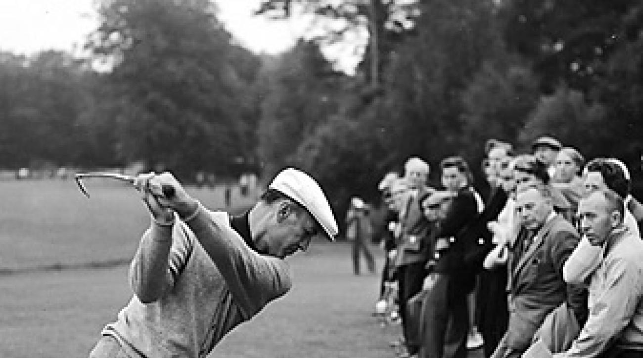 Ben Hogan won nine majors between 1946 and 1953.