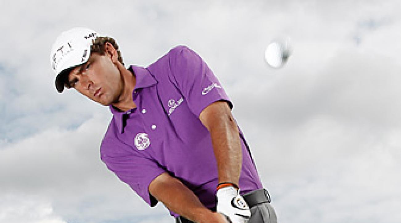 Charles Howell III is now a top-five player after struggling with his short game last year.