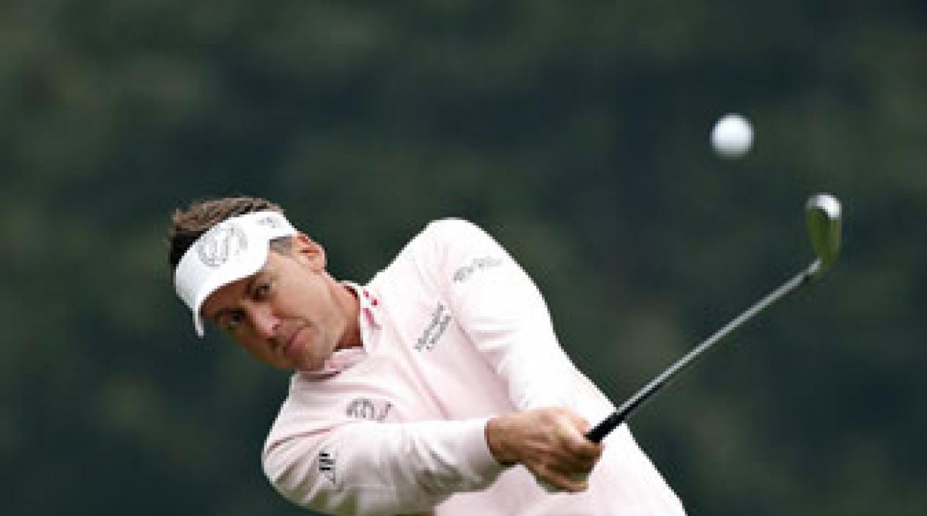 Ian Poulter, ranked 40th in the world, has not been out of the top 50 since 2006.