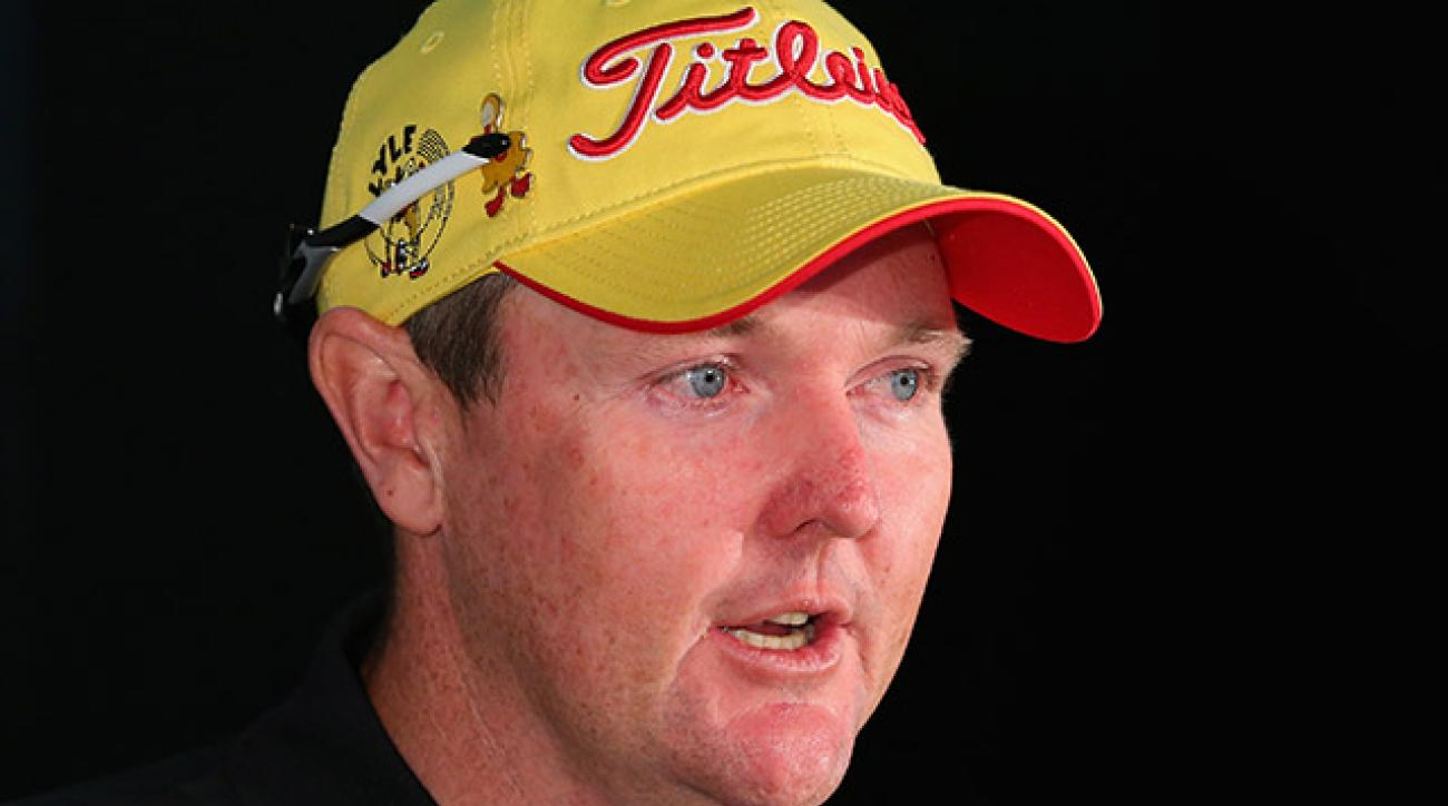 Jarrod Lyle was a regular on the PGA Tour from 2007 to 2012.