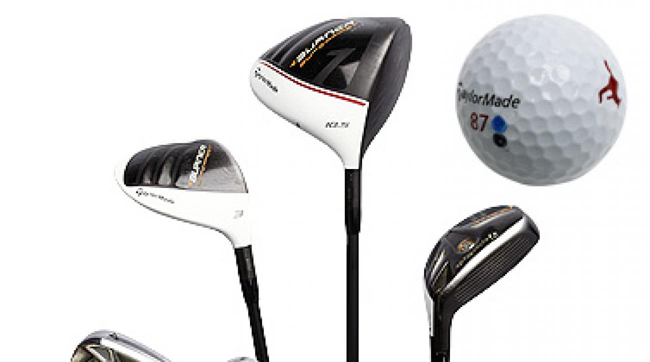 Jason Day's TaylorMade equipment