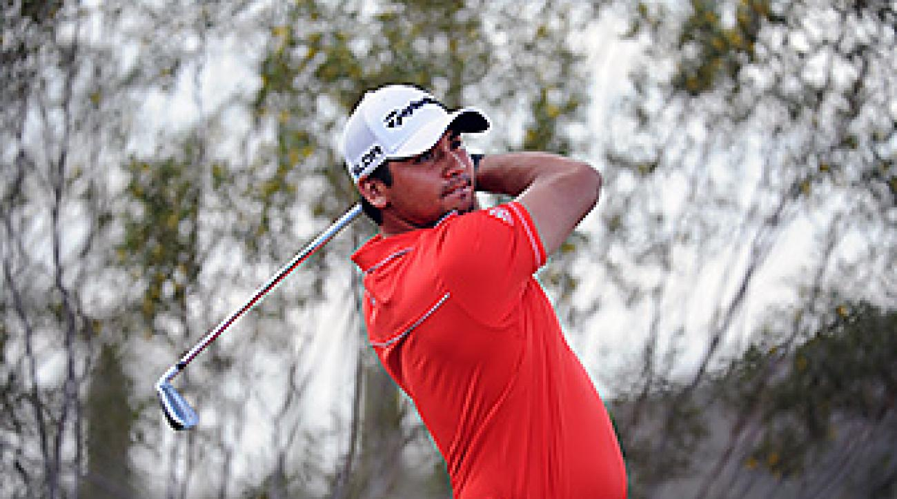 Jason Day says he injured his thumb at the Match Play Championship, which he won in late February.