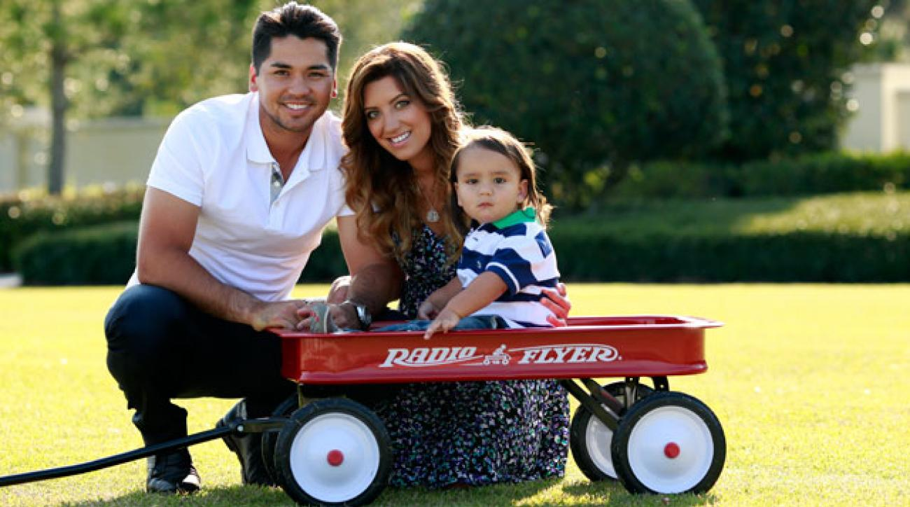 Golf used to be all about the money for Jason Day, but his perspective changed when Ellie and Dash entered the picture.