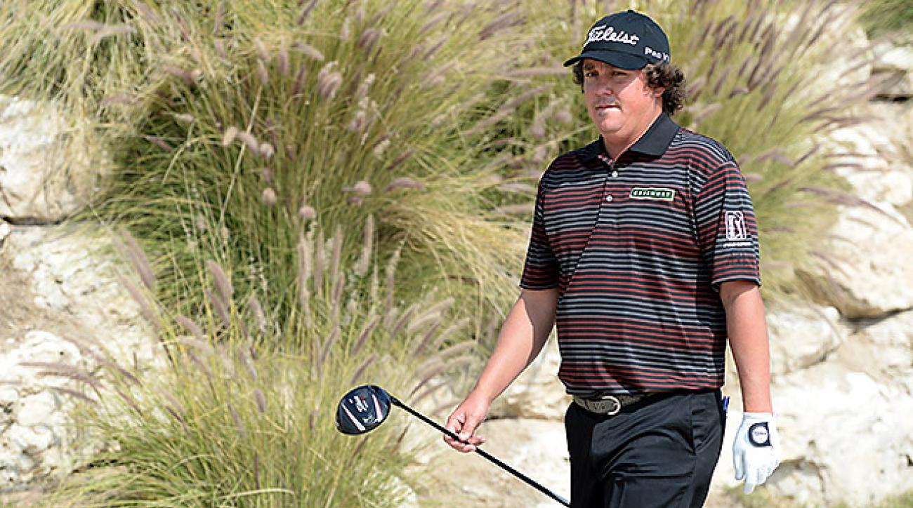Jason Dufner tied for ninth in his debut at the Qatar Masters in 2013.