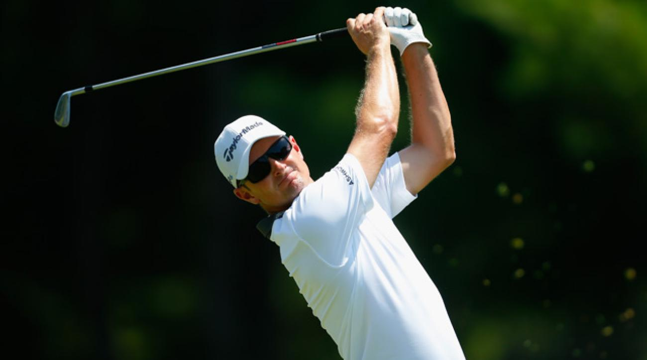 Justin Rose shot a 1-under 70 on Sunday to force a playoff.
