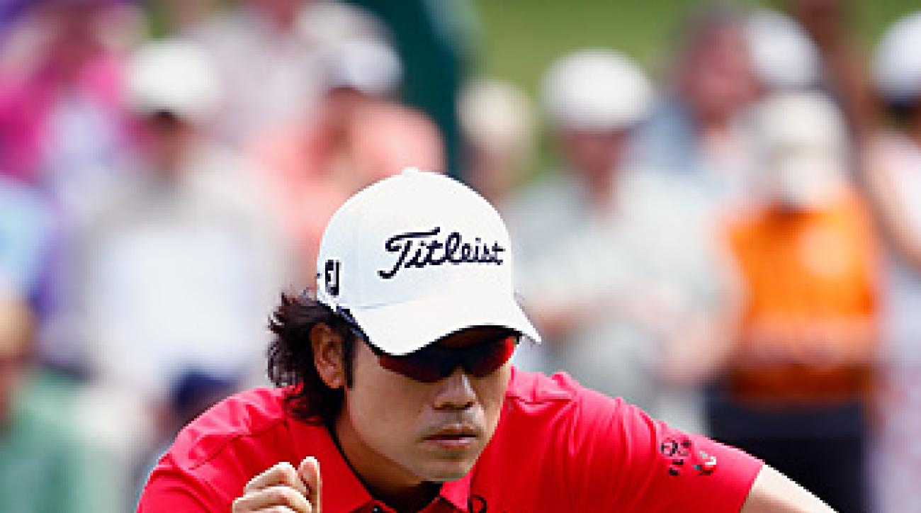 Kevin Na has been criticized for his pace of play throughout his career.