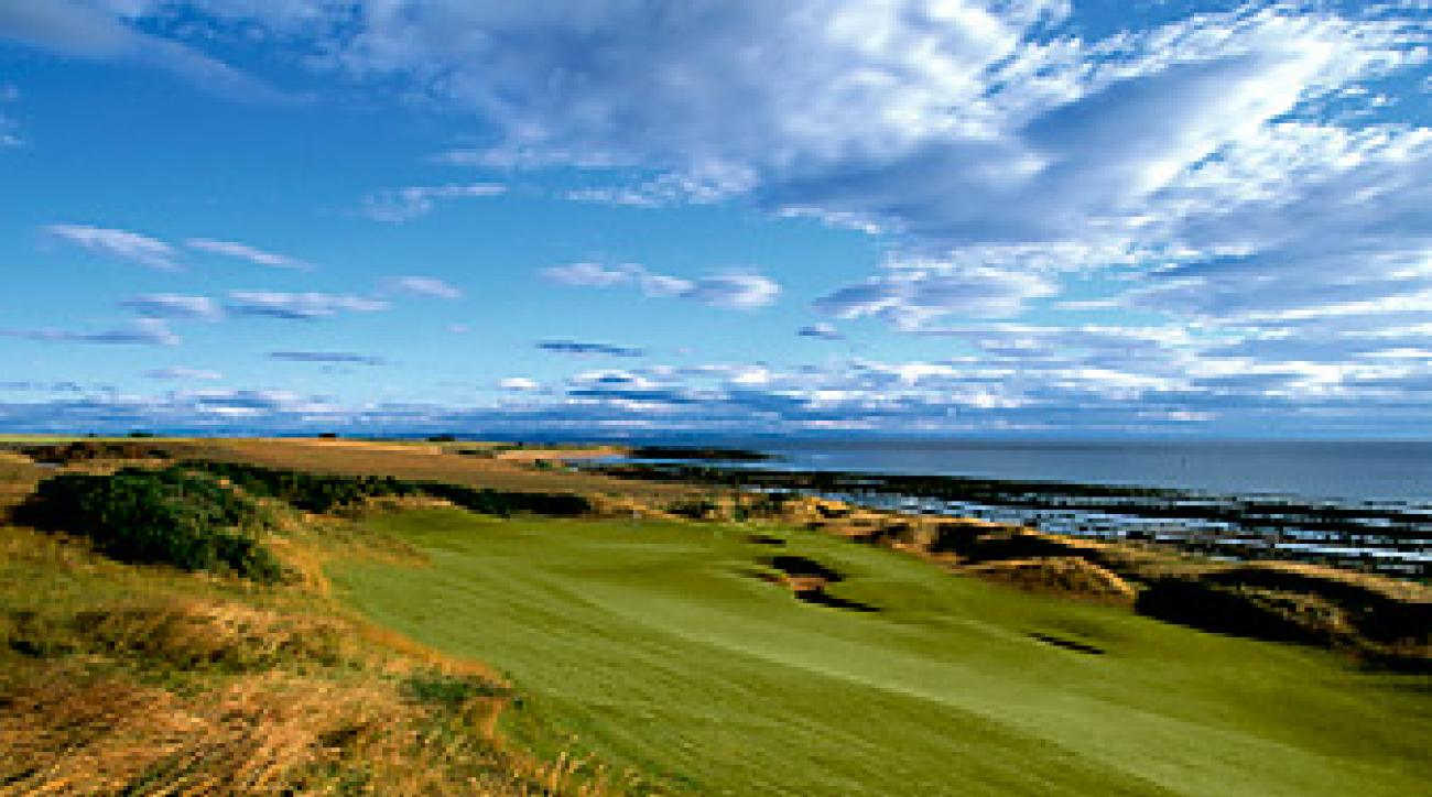 No. 3 at Kingsbarns in Scotland.